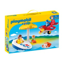 Playmobil 123 platja 6050
