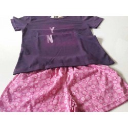 Pijama m/c 7112