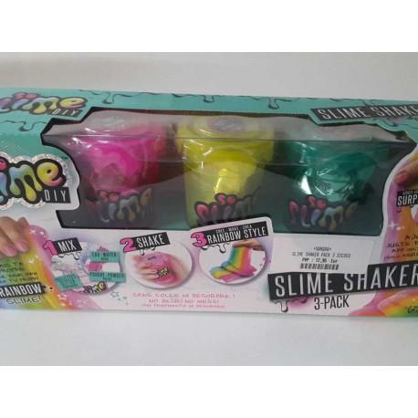 Slime shakers pack 3