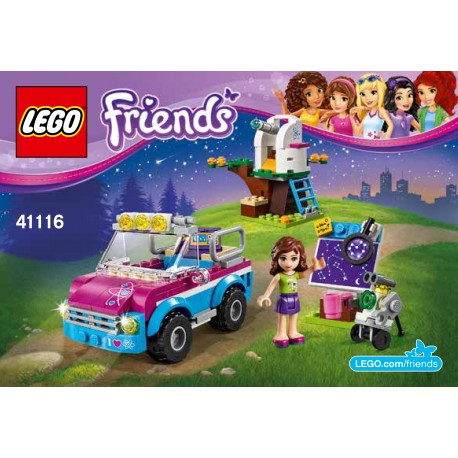 Lego friends 41116