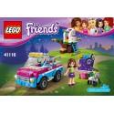 Lego friends 41116