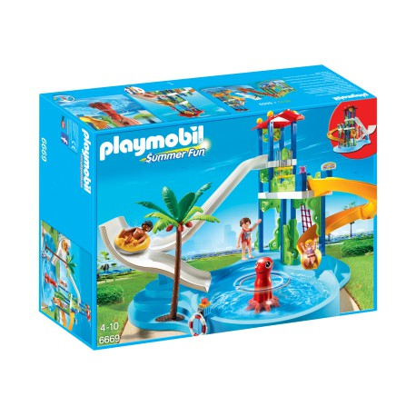 Playmobil summer fun 6669