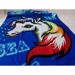 Tovallola platja unicorni