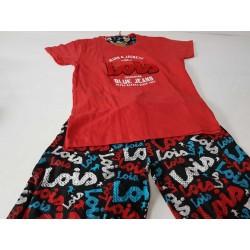 Pijama m/c Lois 50600