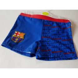 Traje bany boxer Barça