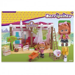 Barriguites casa rural 13097