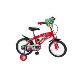 "Bicicleta Mickey 14"""