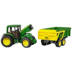 Tractor John Deere Bruder 2058