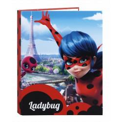 Carpeta anillas Ladybug 01