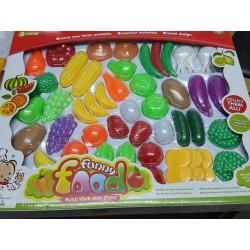 Set fruites NF581