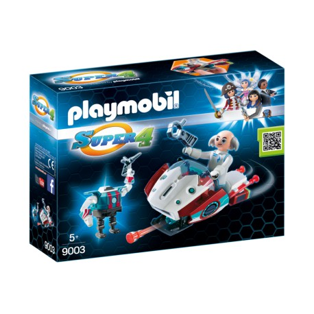 Playmobil super4 9003