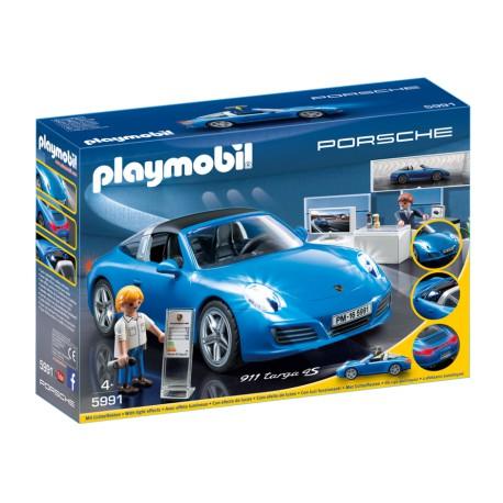 Playmobil porsche 5991