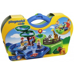 Playmobil estanque