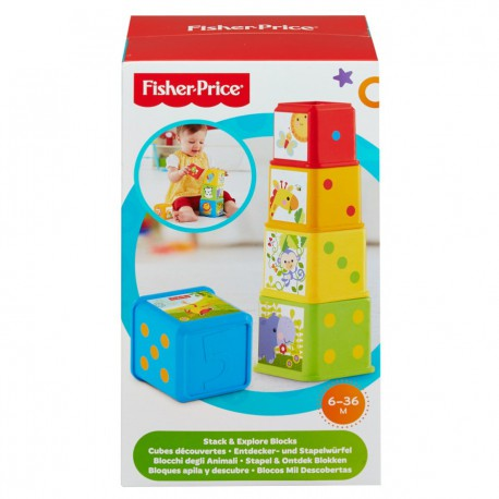 Blocs Cubs Fisher-Price CDC52